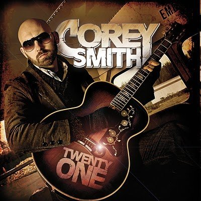 COREY SMITH 21 COVER