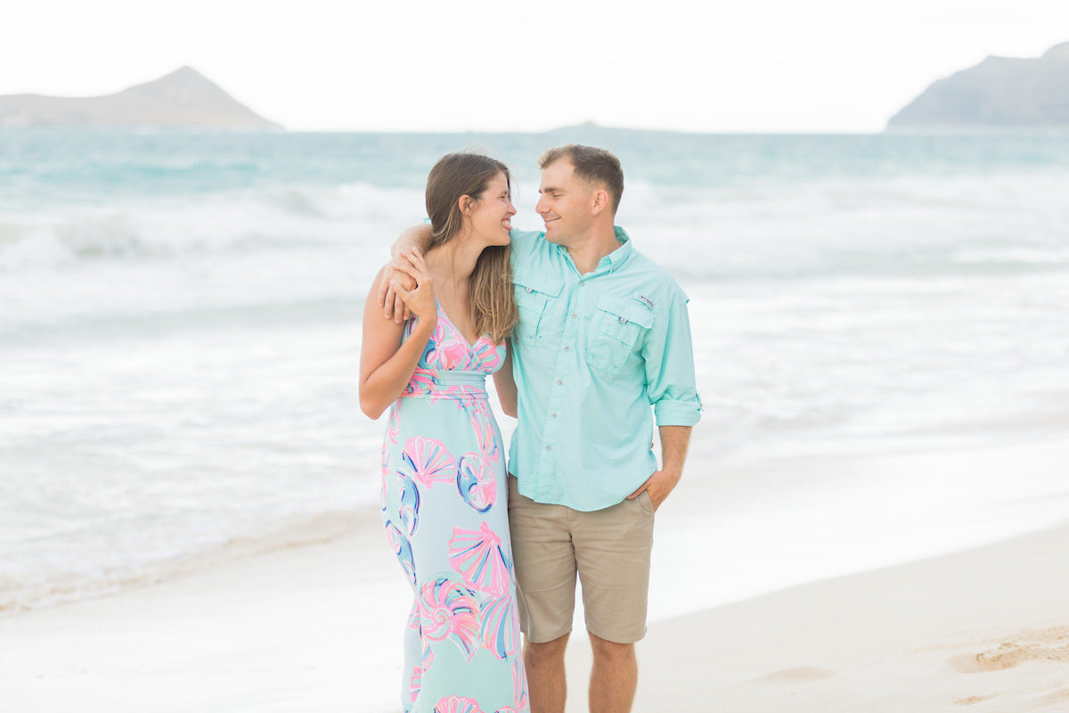 Oahu Couples Portraits-8