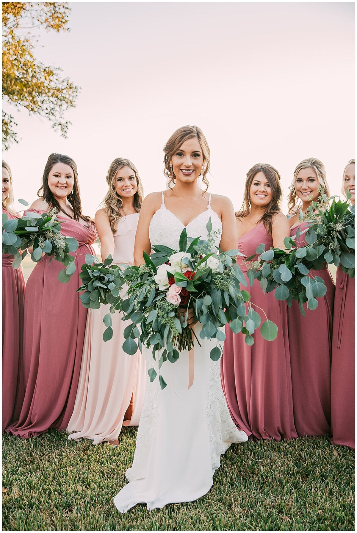 Rustic Greenery Indoor Outdoor Wedding at Emery's Buffalo Creek - Houston Wedding Venue_0122