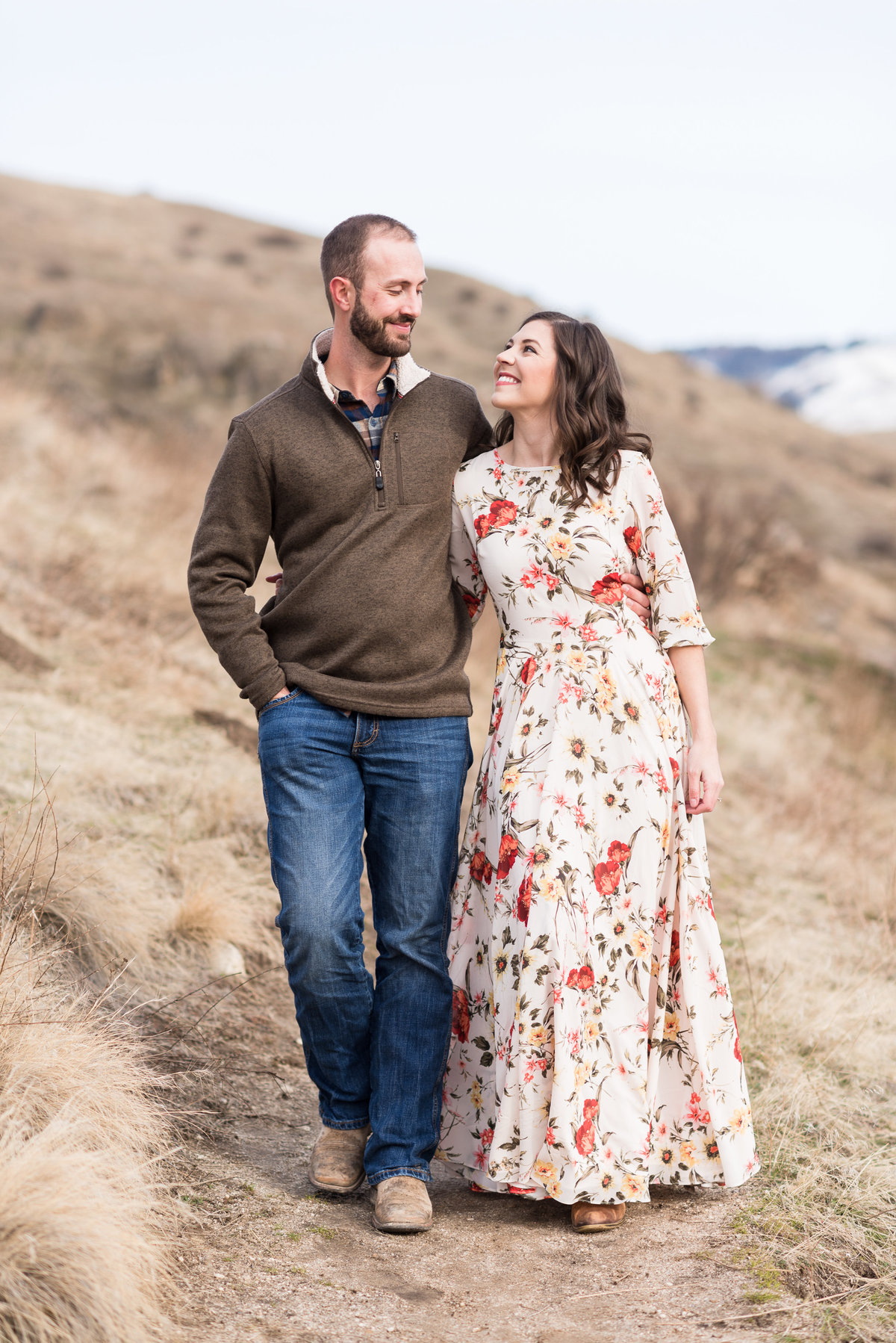 A  Winter Bogus Basin Engagement Shoot 010