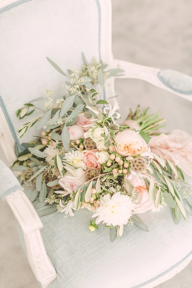 Fine Art Bridal Bouquet