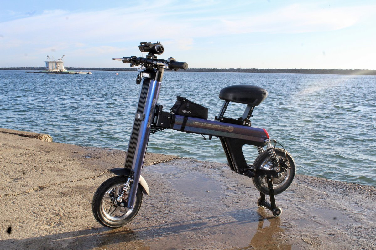 V&D Electric Bikes, V and D Electric Bikes, Go-Bikes M2