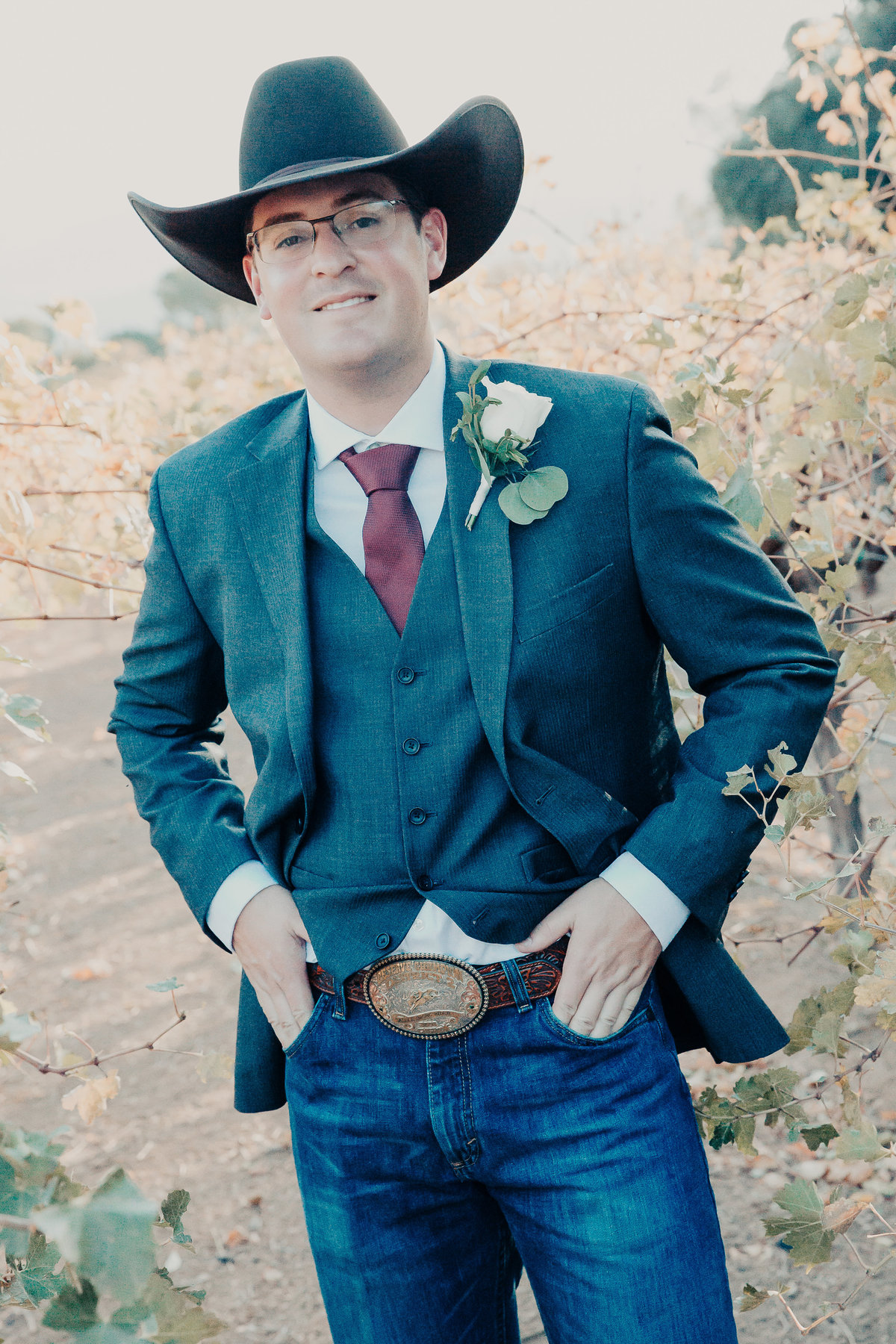 cowboy wedding, country wedding