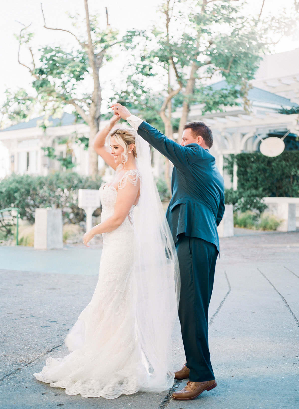 Janelle Joel Sneak Casa Del Mar Fine Art Film Wedding Photographer  _ Hello Blue Photo-15