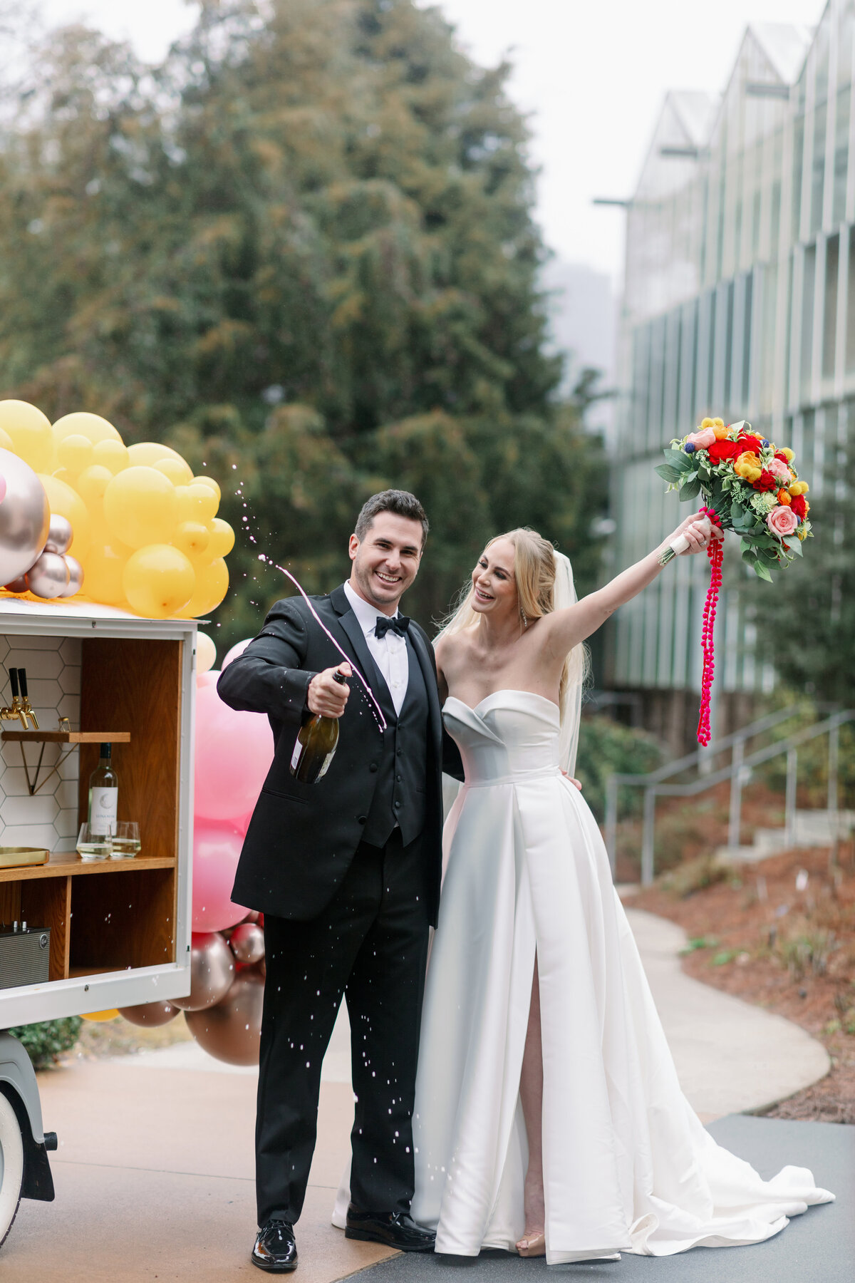 Atlanta + Savannah + Wedding + Engagement + Atlanta Botanical Garden-2607