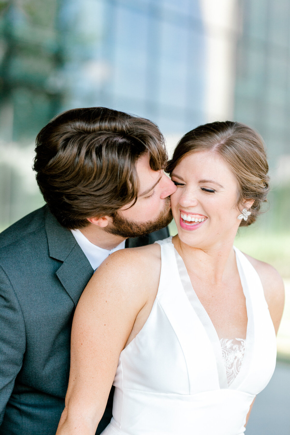 Kaylee & Michael's Wedding at Watermark Community Church | Dallas Wedding Photographer | Sami Kathryn Photography-70