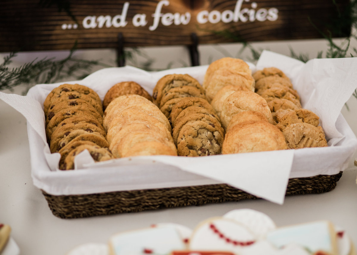 Wedding cookies by Patti Cakes / Katie Childs Photo