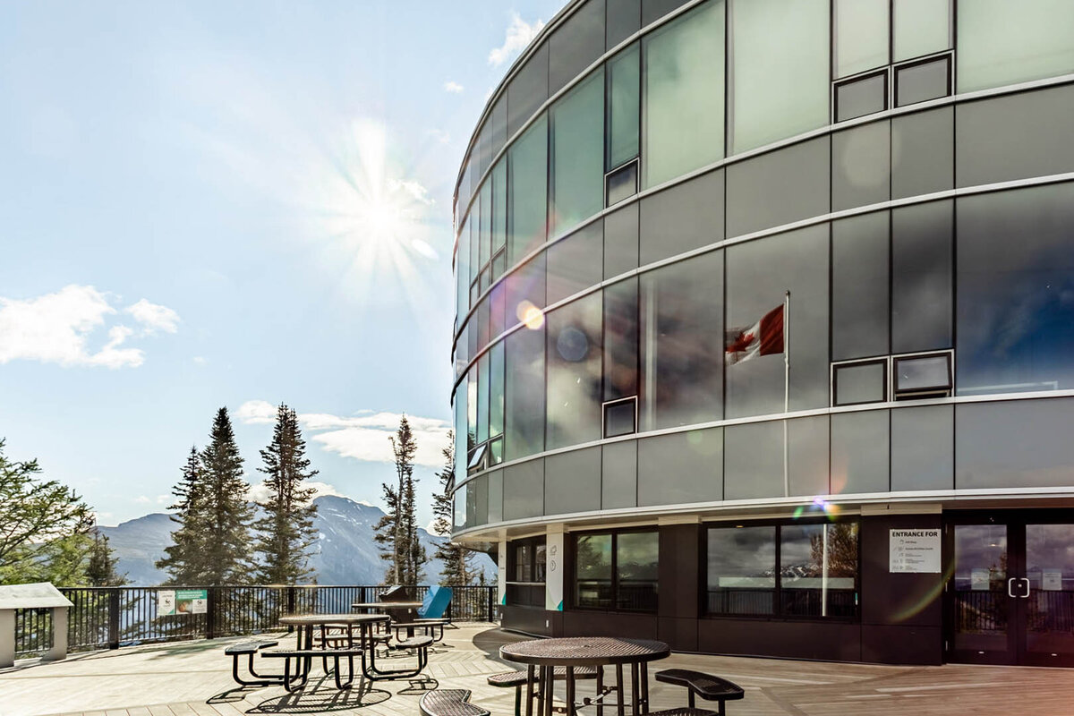 Banff Wedding Venue - Banff Gondola & Sky Bistro-19