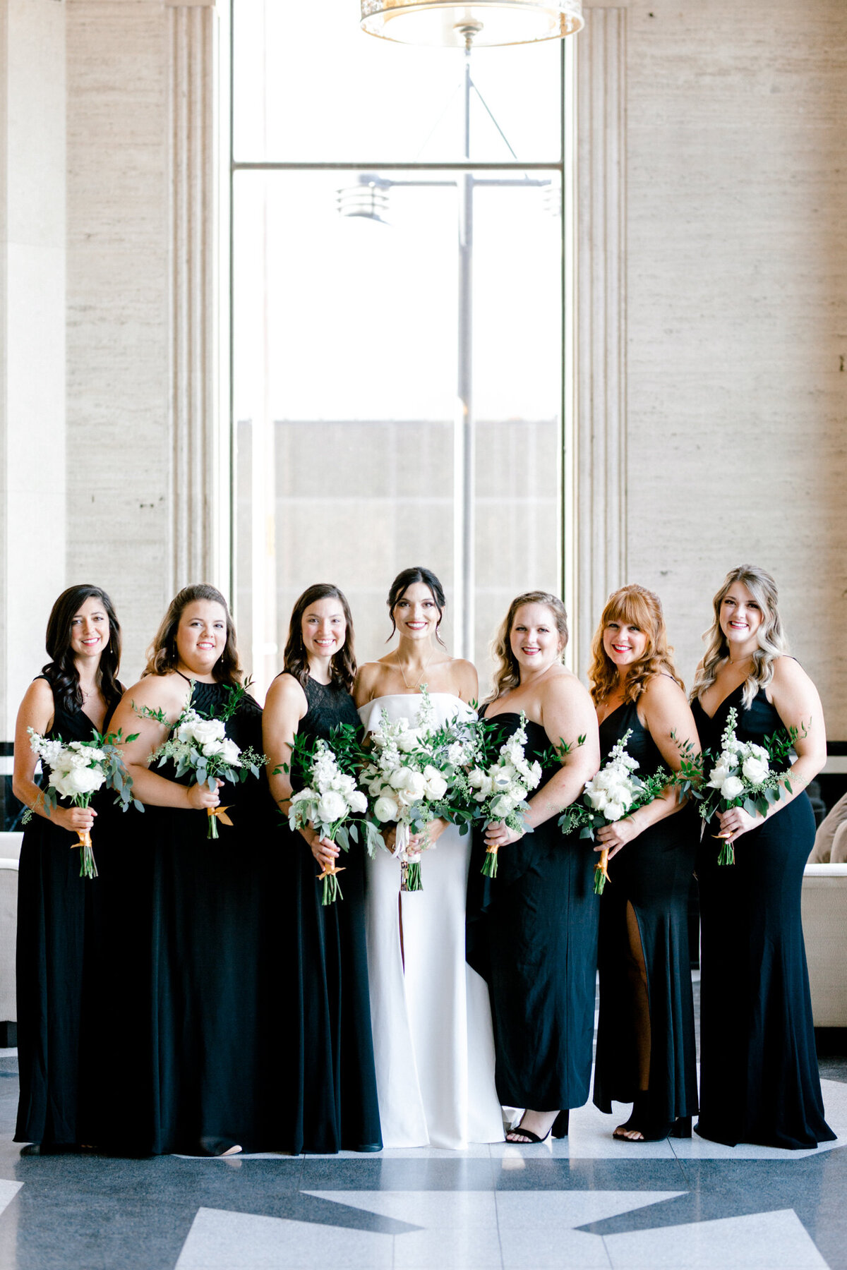 Hope & Zack's Wedding at the Carlisle Room | Dallas Wedding Photographer | Sami Kathryn Photography-34