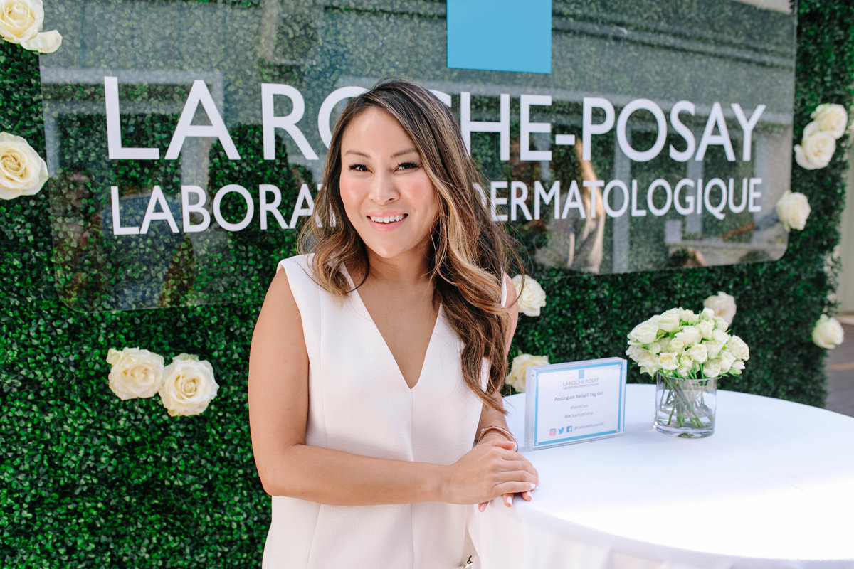 Savvy Events Los Angeles Event Planner La Roche Posay548A8678
