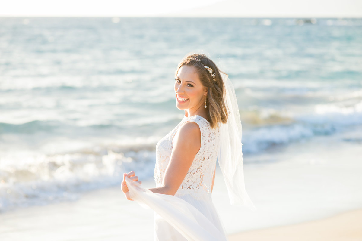 Maui destination Wedding photographer
