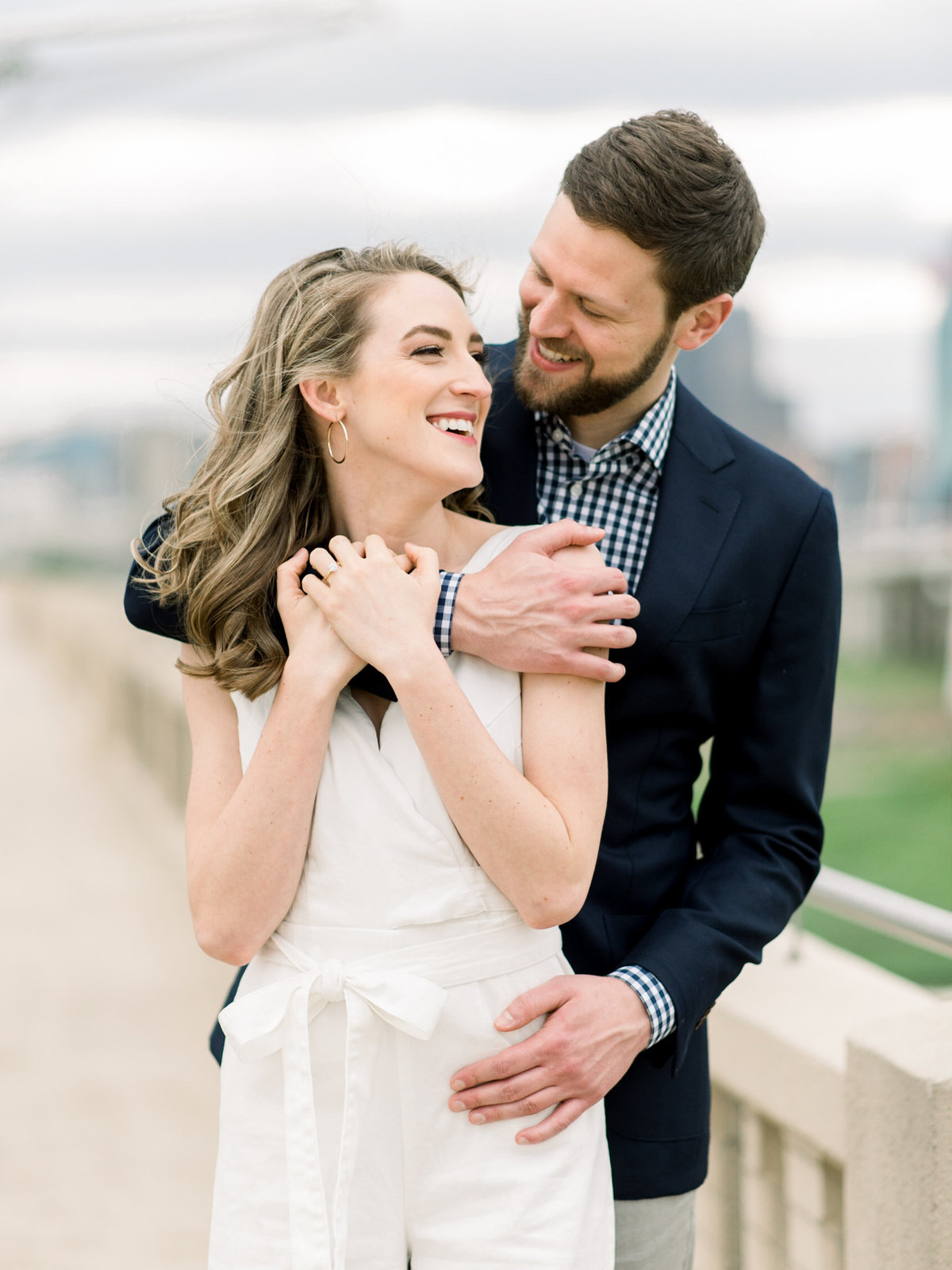 Courtney Hanson Photography - Dallas Spring Engagement Photos at Dallas Arboretum-2907