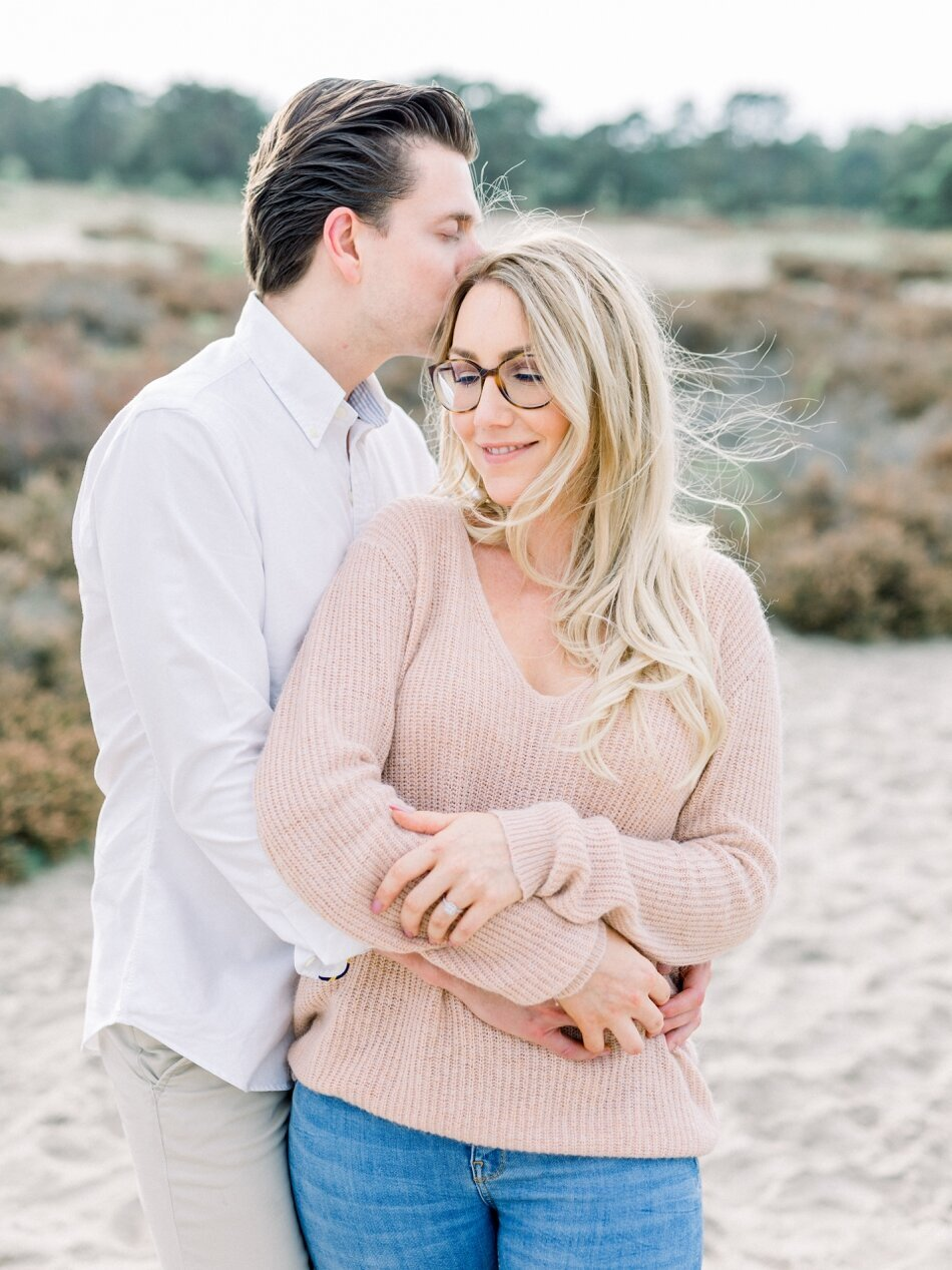 Engagement photos Soesterduinen by Fine Art Photographer Michelle Wever Photography_0004