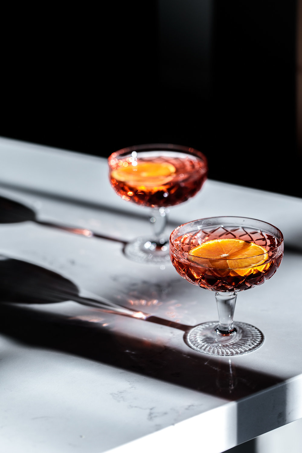 Negroni Shadow Play - Anisa Sabet - The Macadames - Food Travel Lifestyle Photographer-178