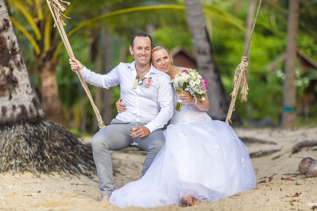 Koh Tao Wedding Thailand  | Forever Lovestruck | M&N_15