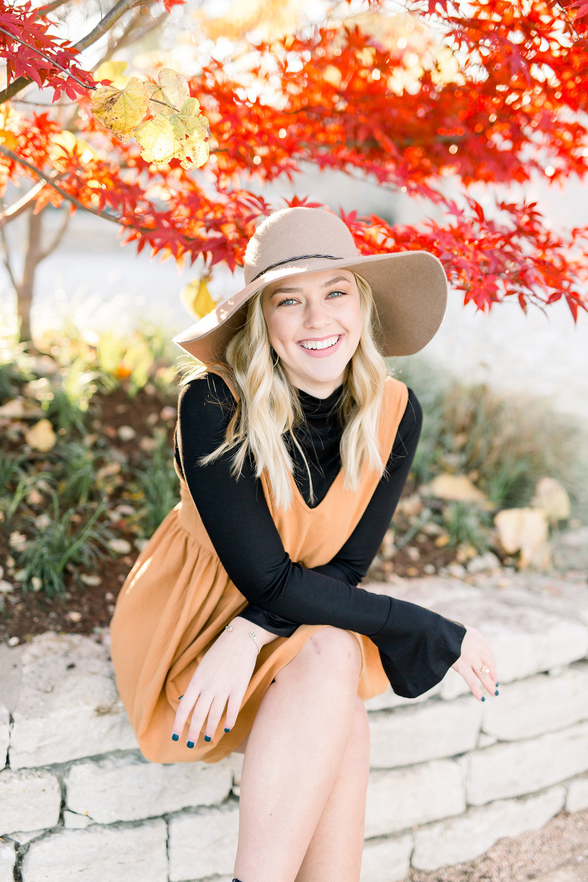 Dallas Senior Portrait Photographer | Laylee Emadi Photography | Dallas Senior Photography - 58