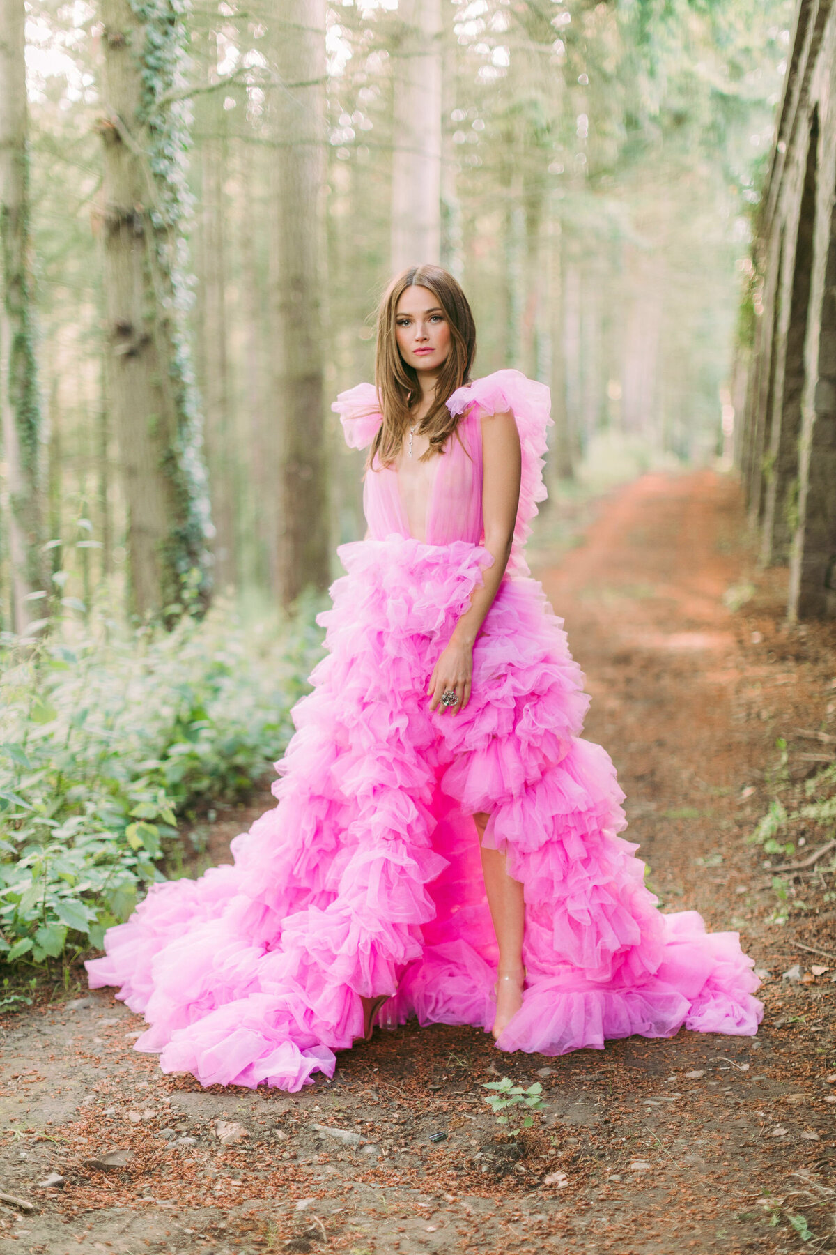 wedding_dress_pink_millia_london_france_luxury