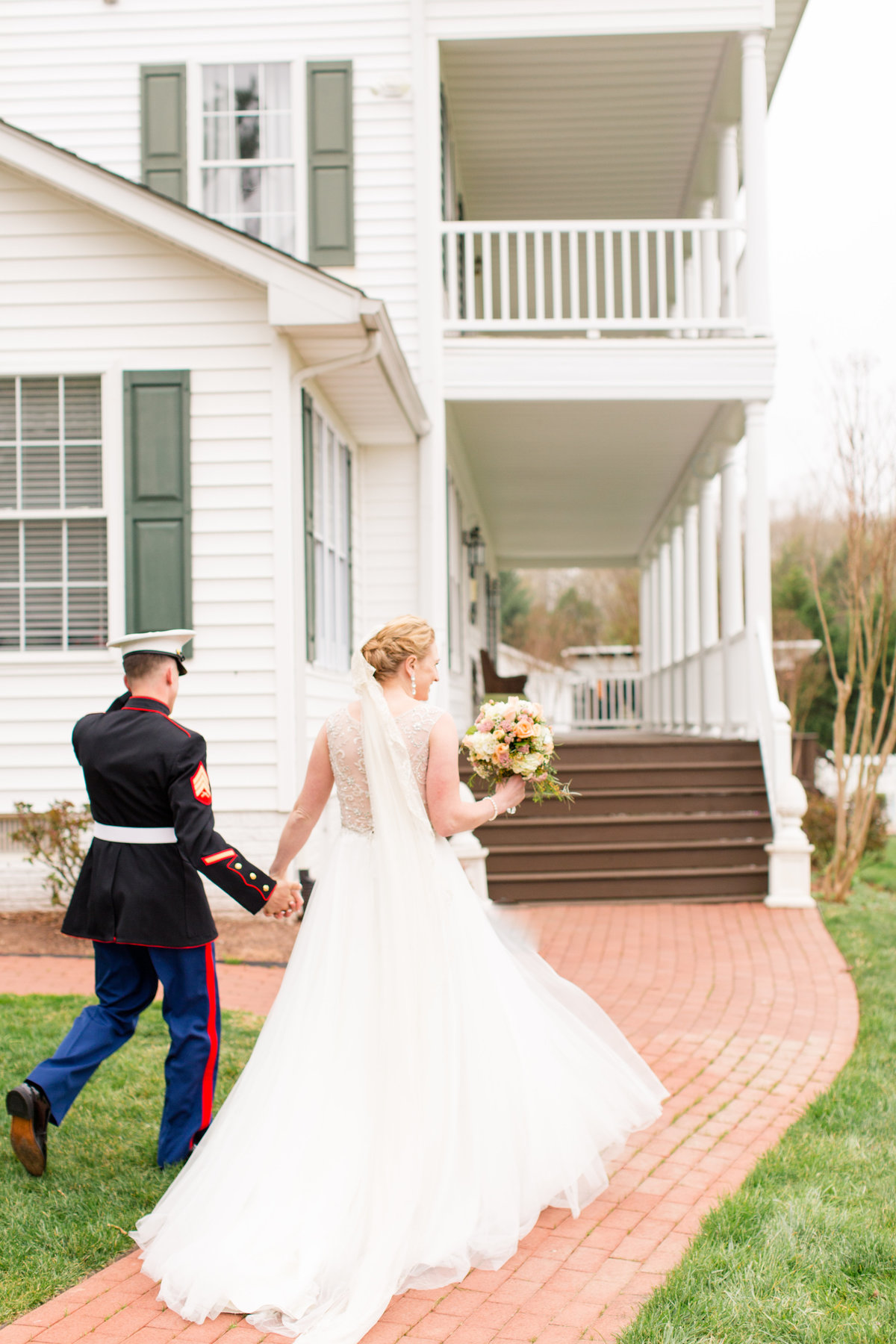 Stafford, Virginia wedding by Marie Hamilton Photography