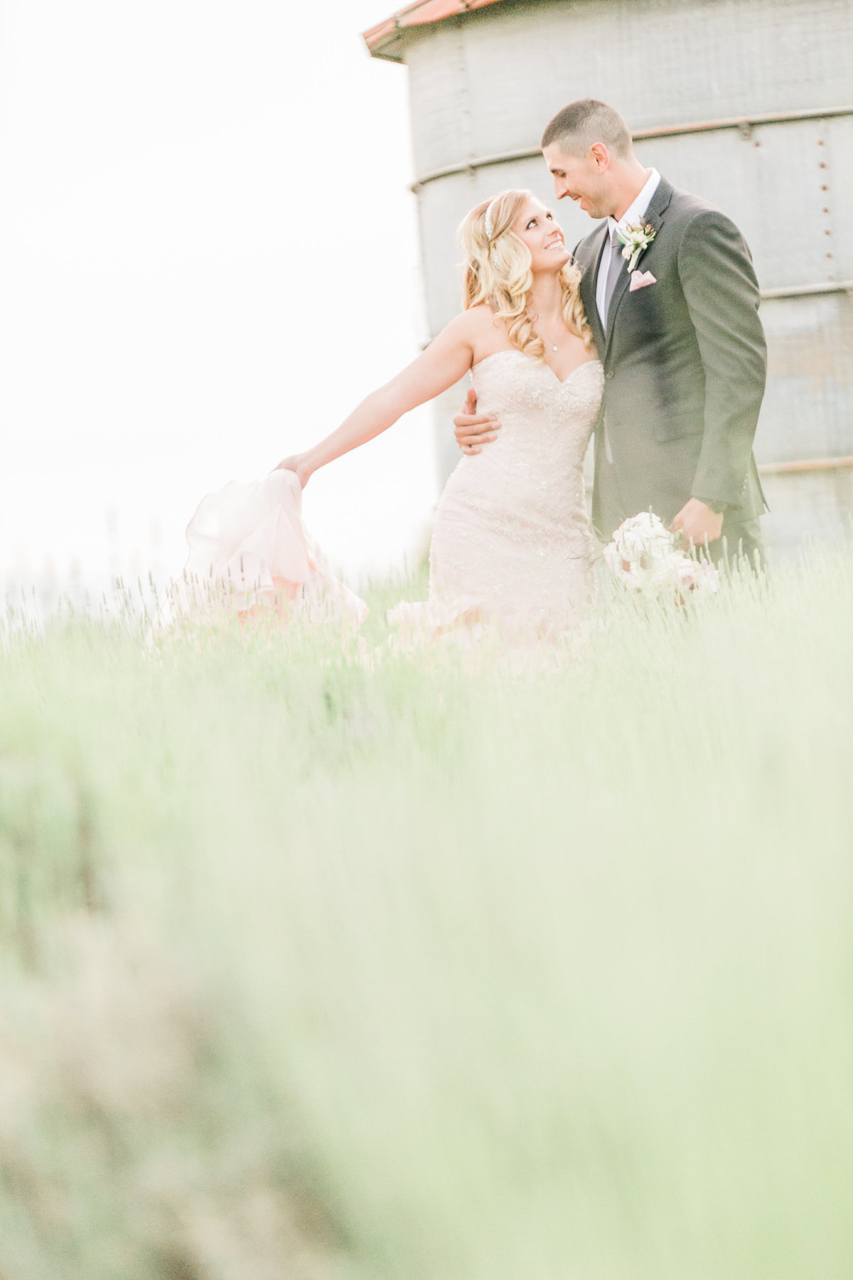Rustic Farm Wedding California