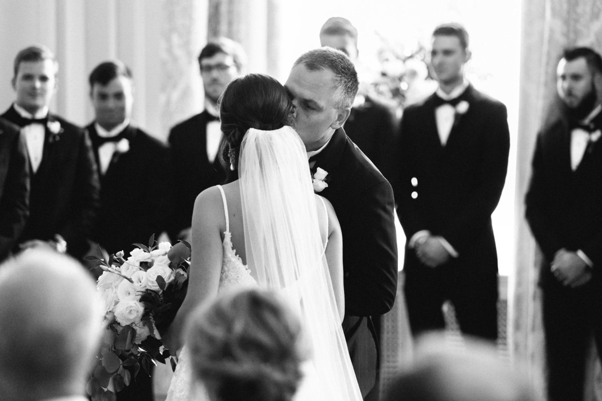 Matt and Reagan Married-Ceremony-Samantha Laffoon Photography-67