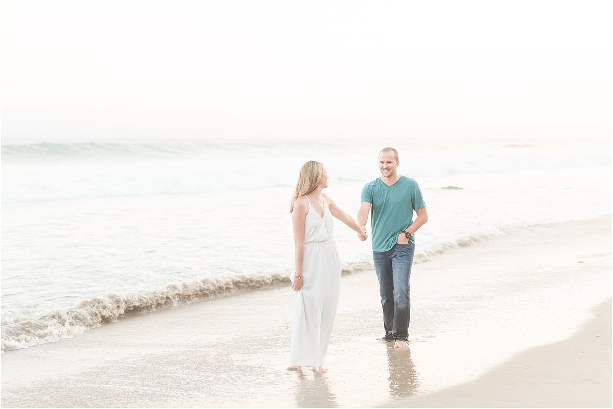 Malibu Engagement Pictures | El Matador Beach_0014