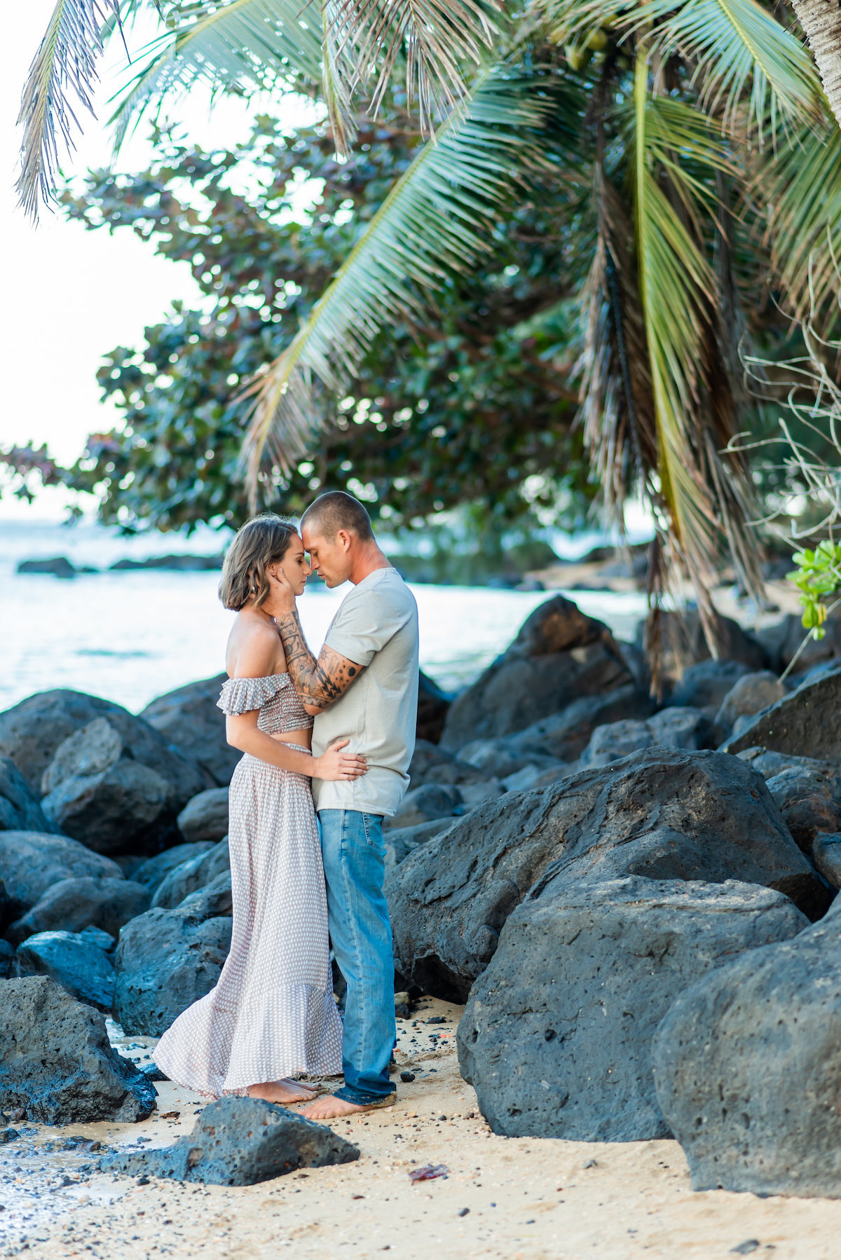 Kauai Proposal Photographer