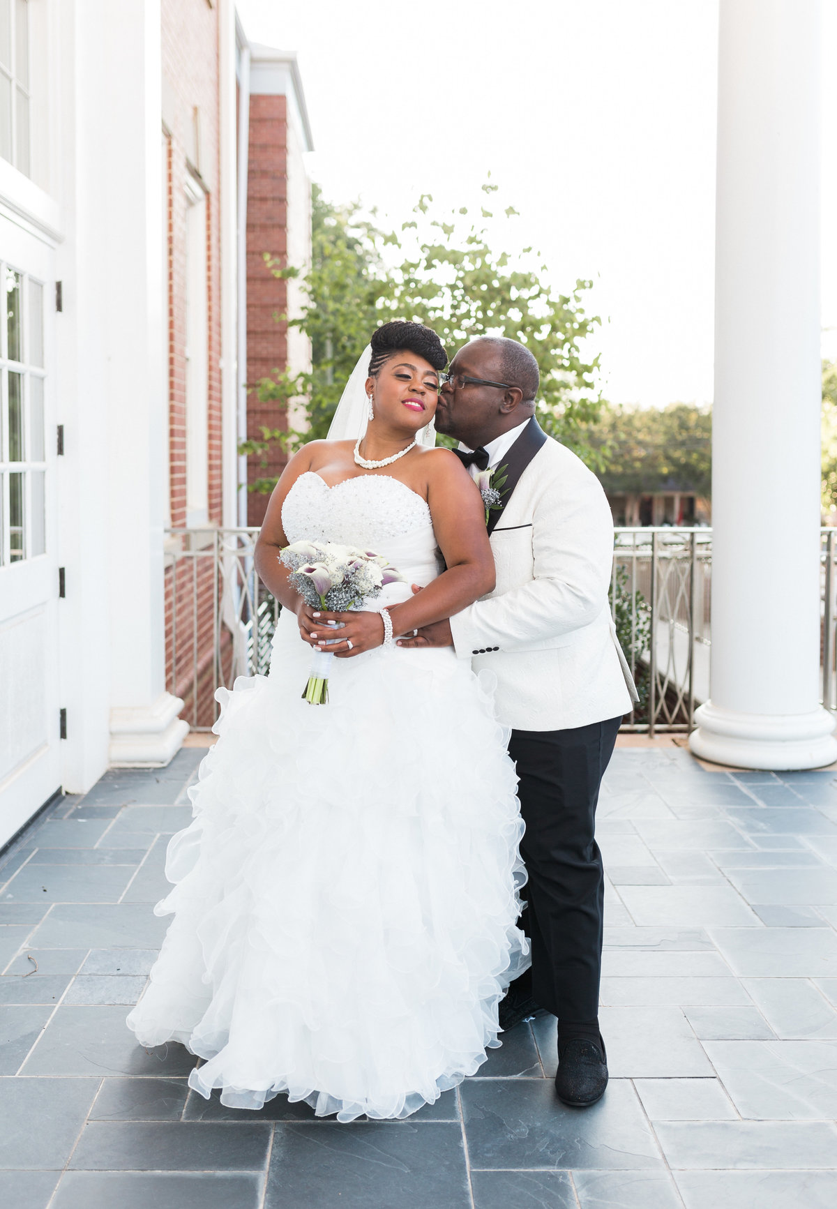 Black wedding photographer in Cary NC