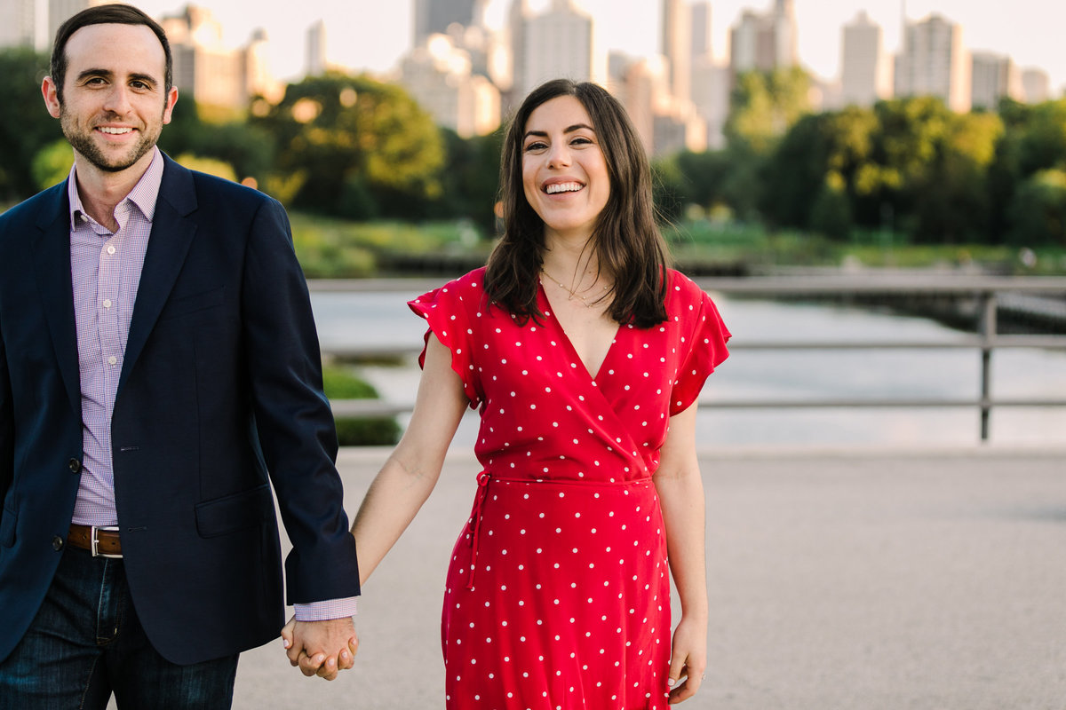 chicago-engagement-photo
