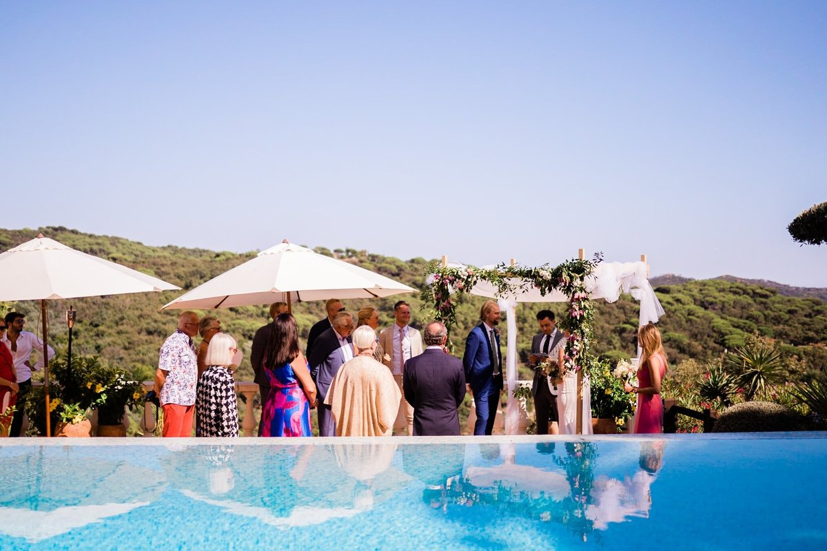 wedding, la croix valmer, french riviera, cannes, saint-tropez, nice, monaco, luxury, photographer, elegant, casual, florent, vin, photography