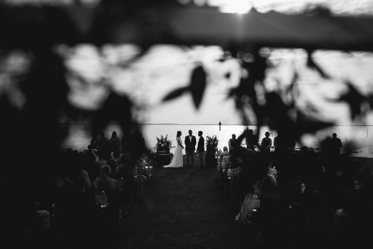 Outer Banks Whalehead Club Wedding 87