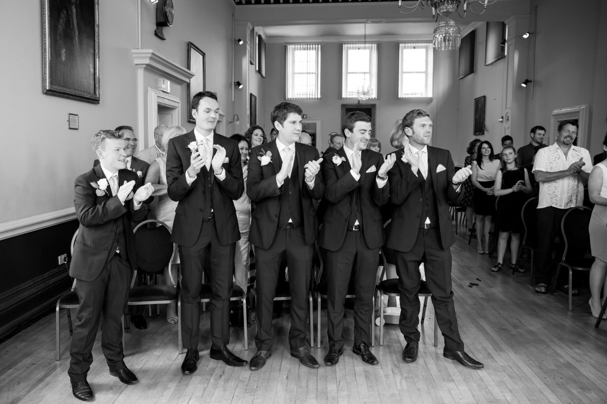 wells town hall somerset wedding