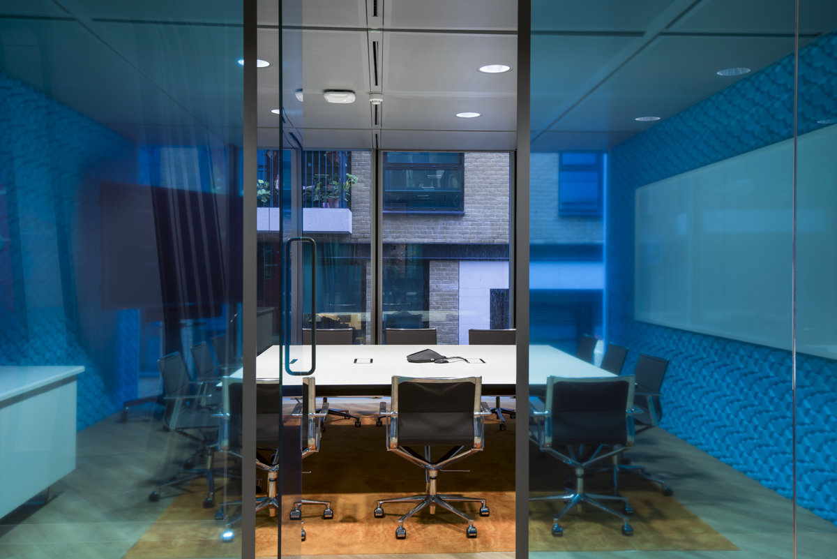 office interior photographer