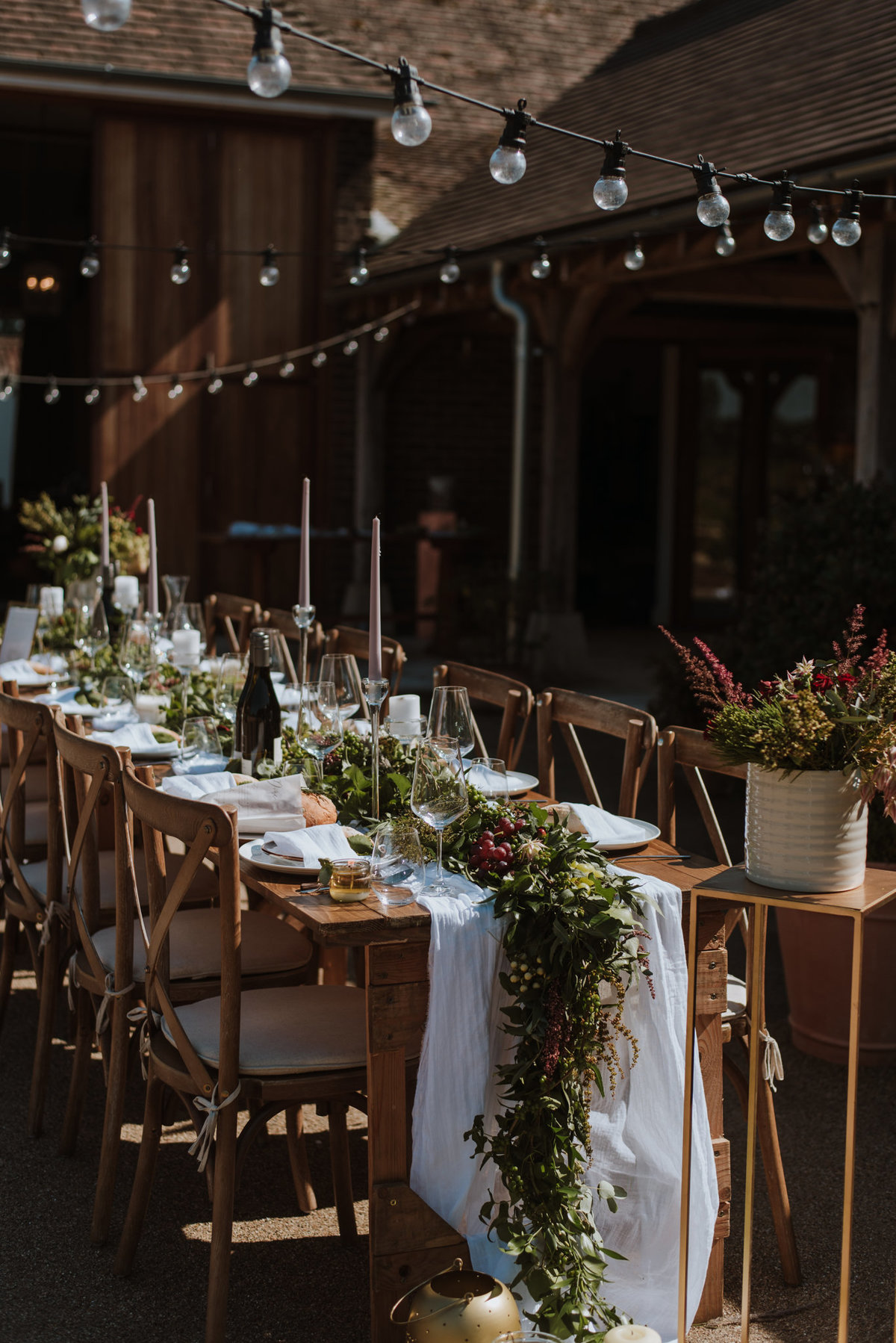 The Stars Inside - Vineyard Destination Wedding - Laura Martha Photography (11)