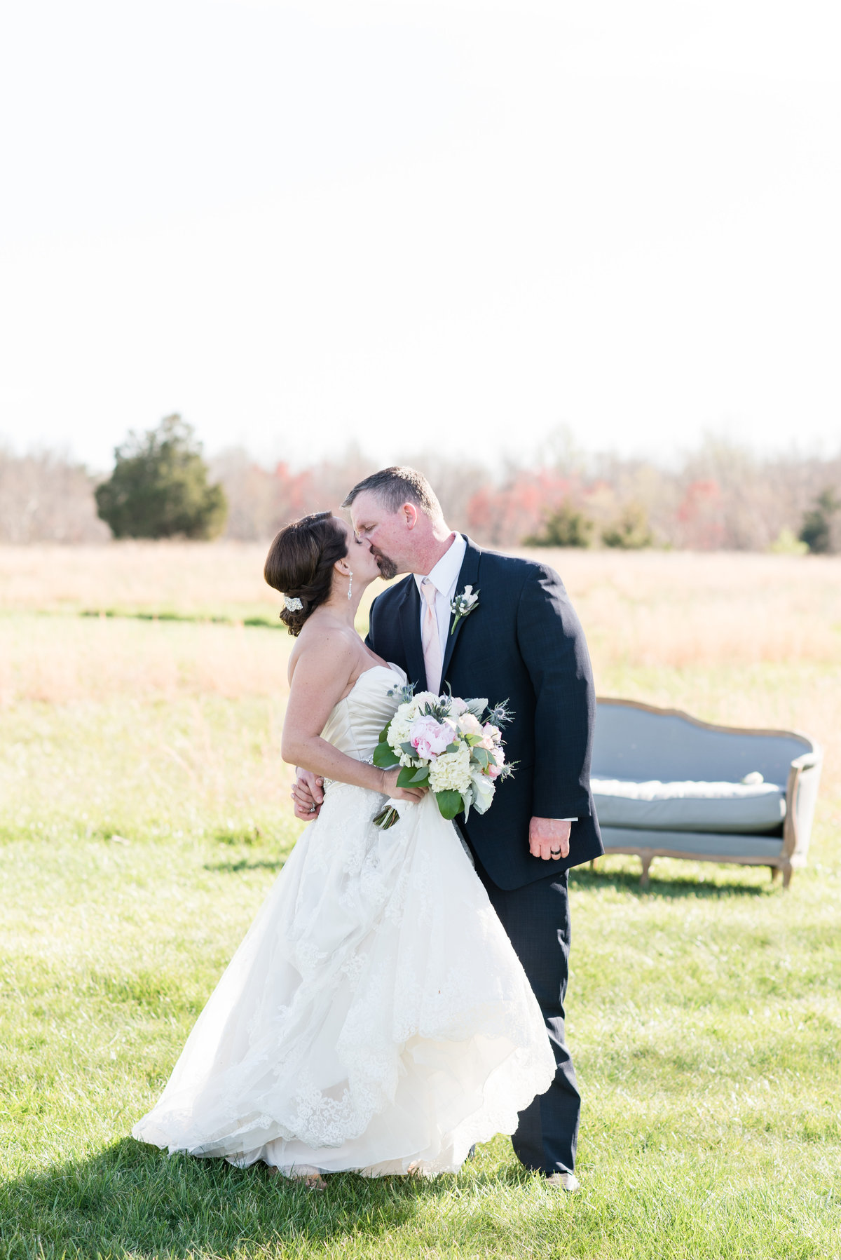 A Country Chic Starlight Meadows Wedding, Michelle and Sara Photography, Burlington NC13