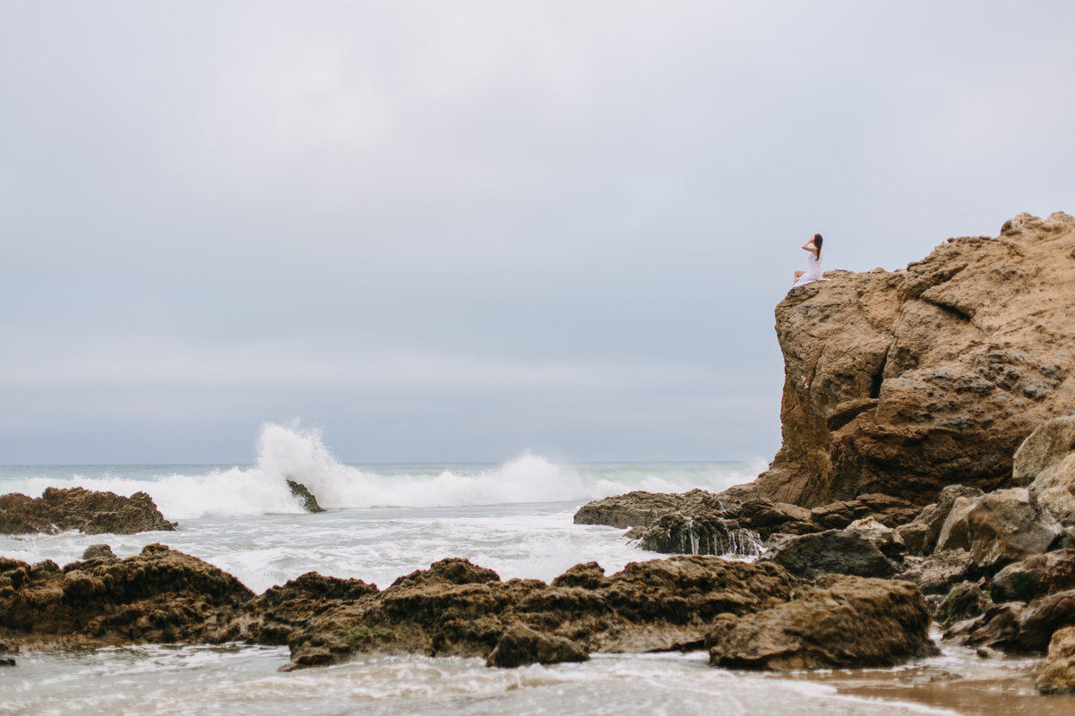 El Leo Carrillo Beach Malibu Angelika Johns Photography-3719