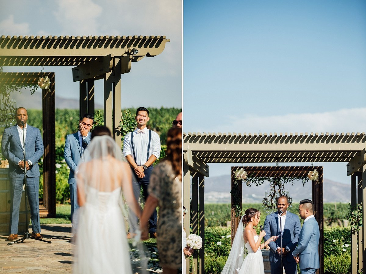 Ponte Winery Wedding Orange-County-Wedding-Photographer-Los-Angeles-Wedding-Photography-Wedding-Ceremony