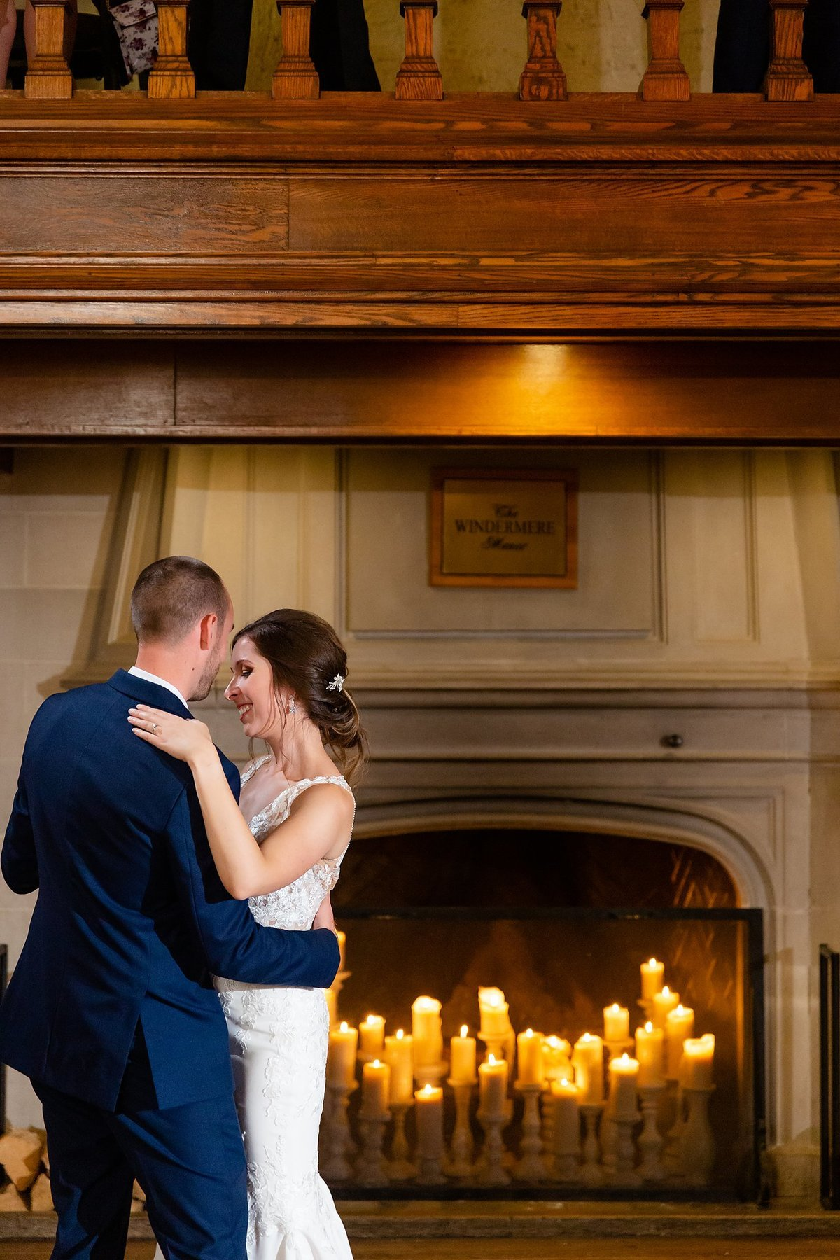 Romantic Windermere Manor Wedding | Dylan and Sandra Photography 200