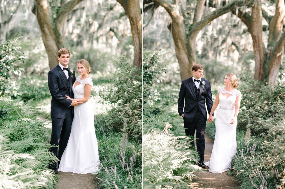 Brook Green Gardens Wedding Photography | Murrells Inlet | Pawleys Island Wedding Pictures and Ideas-6
