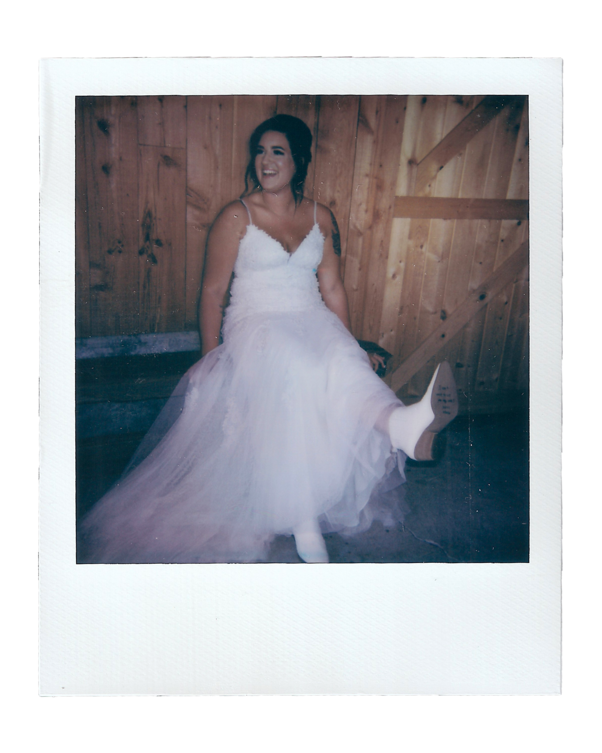 Becca + Katie | The Saltbox Barn - Fir Island, WA | Polaroids00002