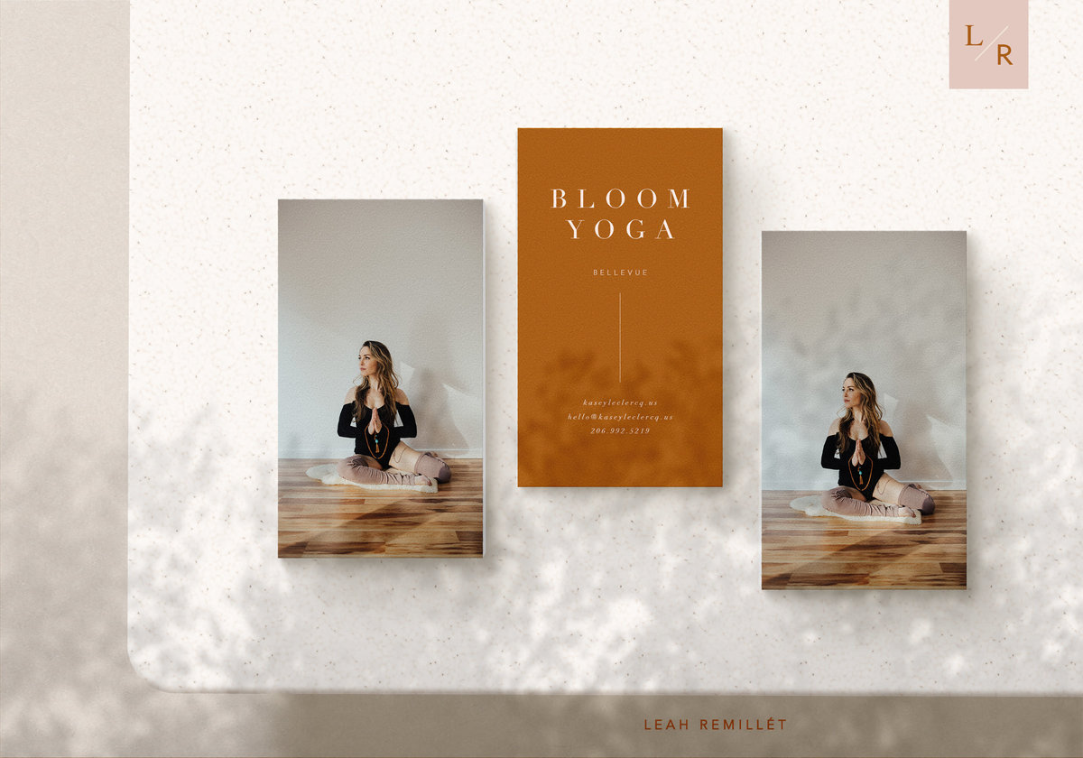 Business Card Mockup_Bloom Yoga