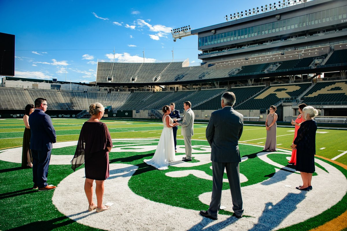 CSU Canvas Statium Wedding-307