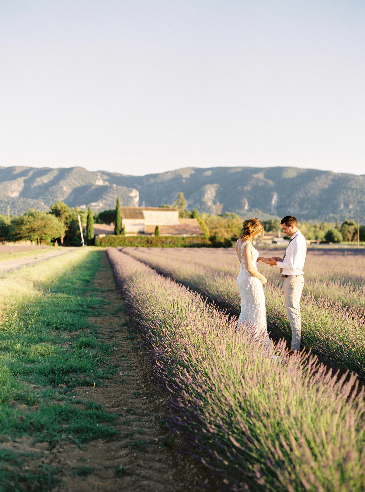 lavender fields wedding france 0044