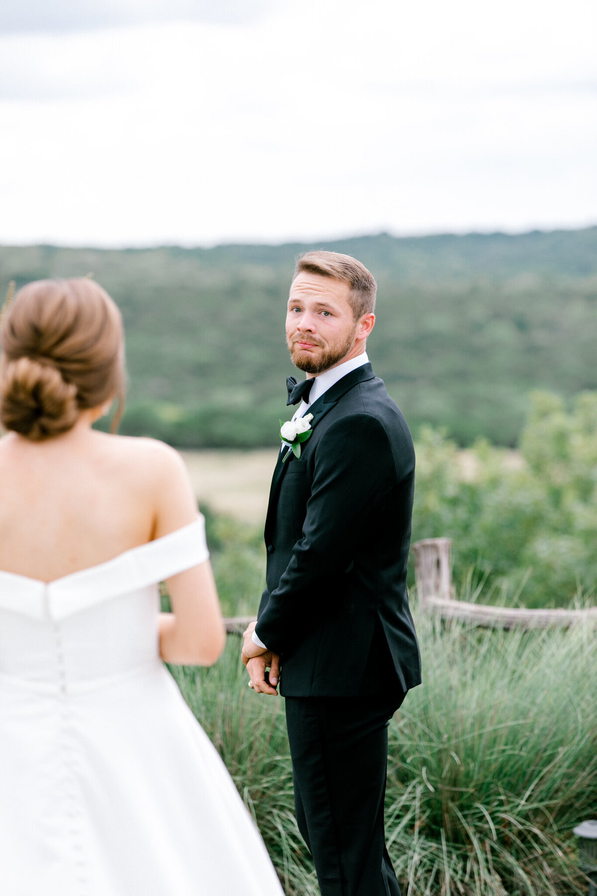 Lexi Broughton & Garrett Greer Wedding at Dove Ridge Vineyards | Sami Kathryn Photography | Dallas Wedding Photography-67