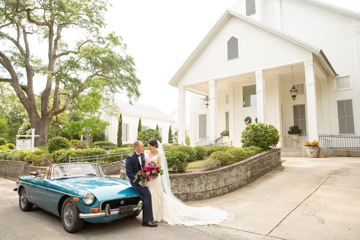 Ocean Springs MS Wedding Photographers