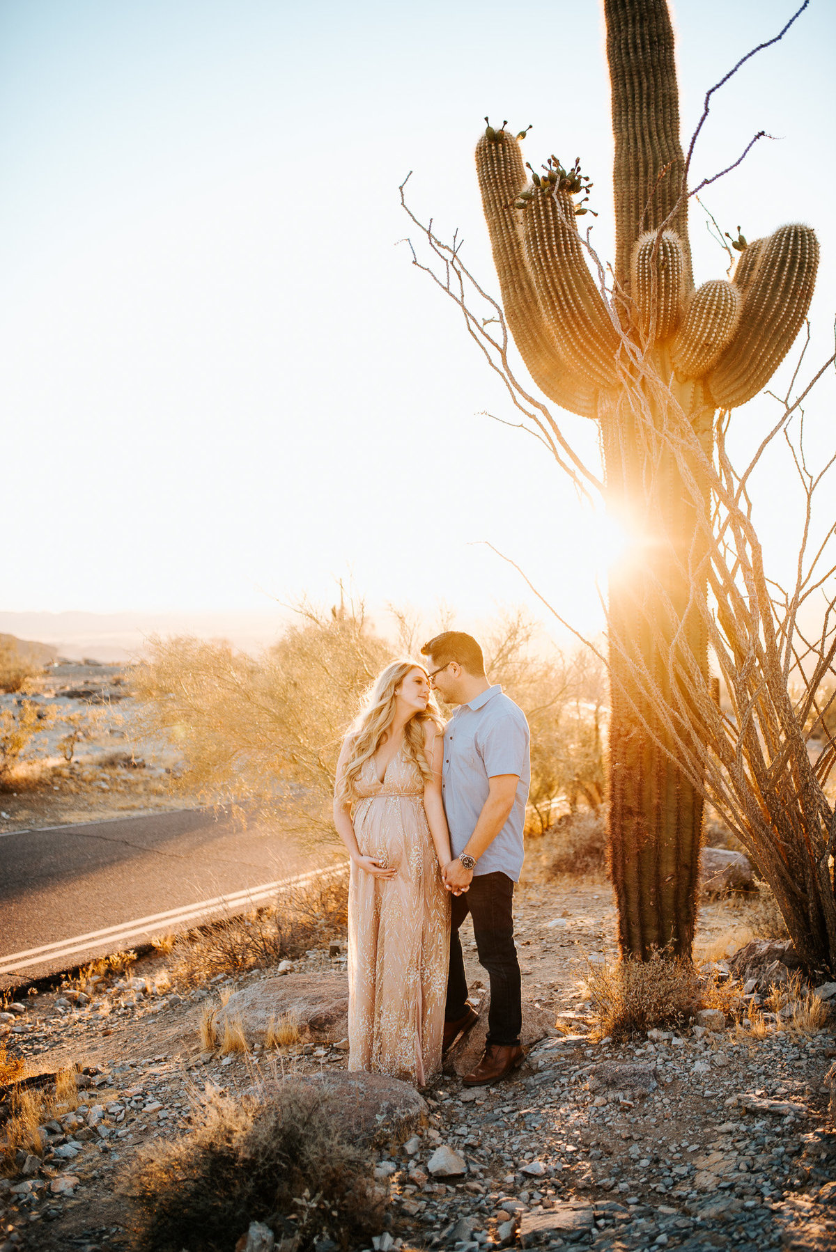 Arizona Maternity - Parker Micheaels Photography-15