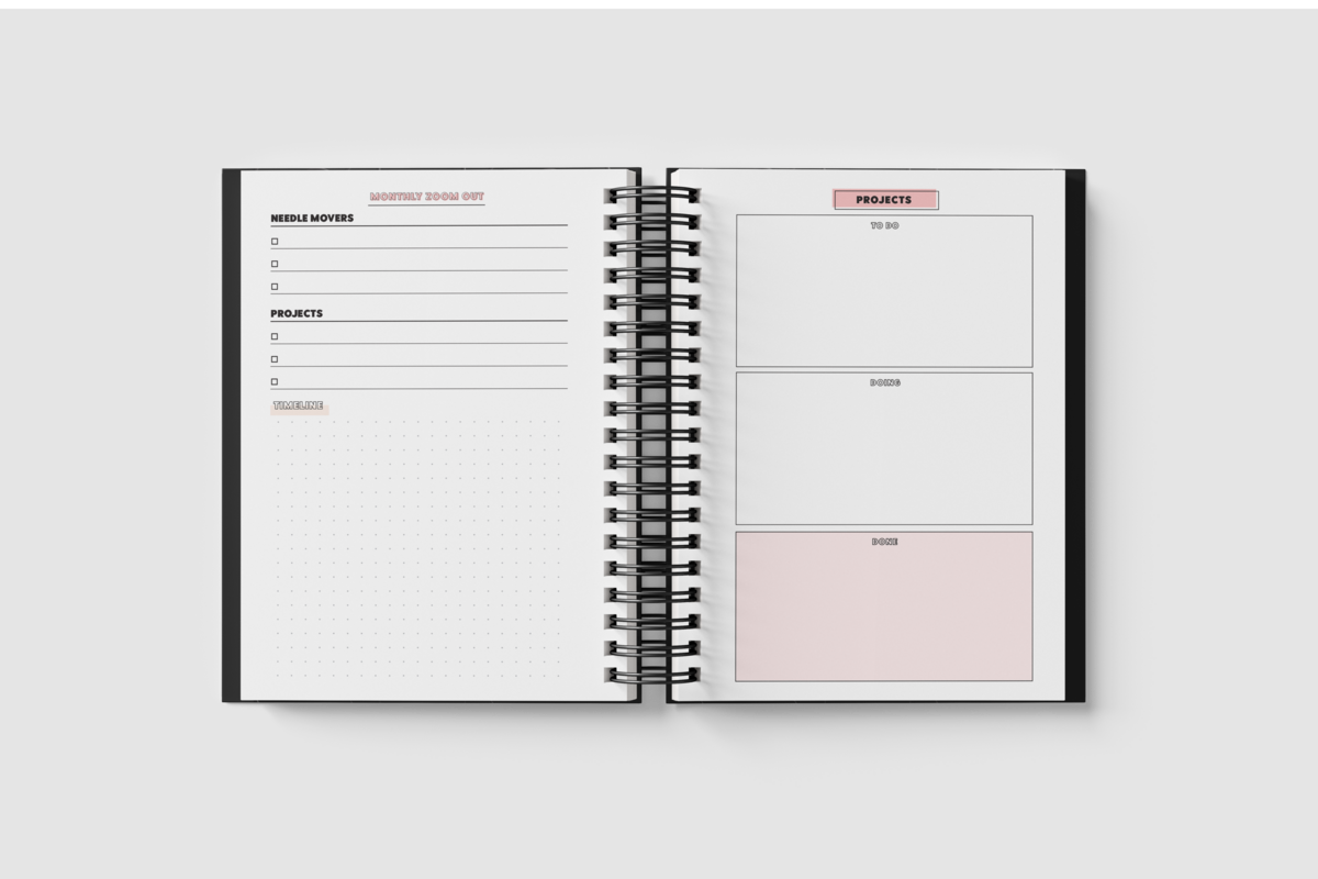 CEO Planner 7
