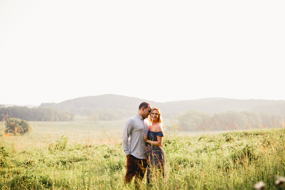 Valley Forge Park Engagement Session Photography 08