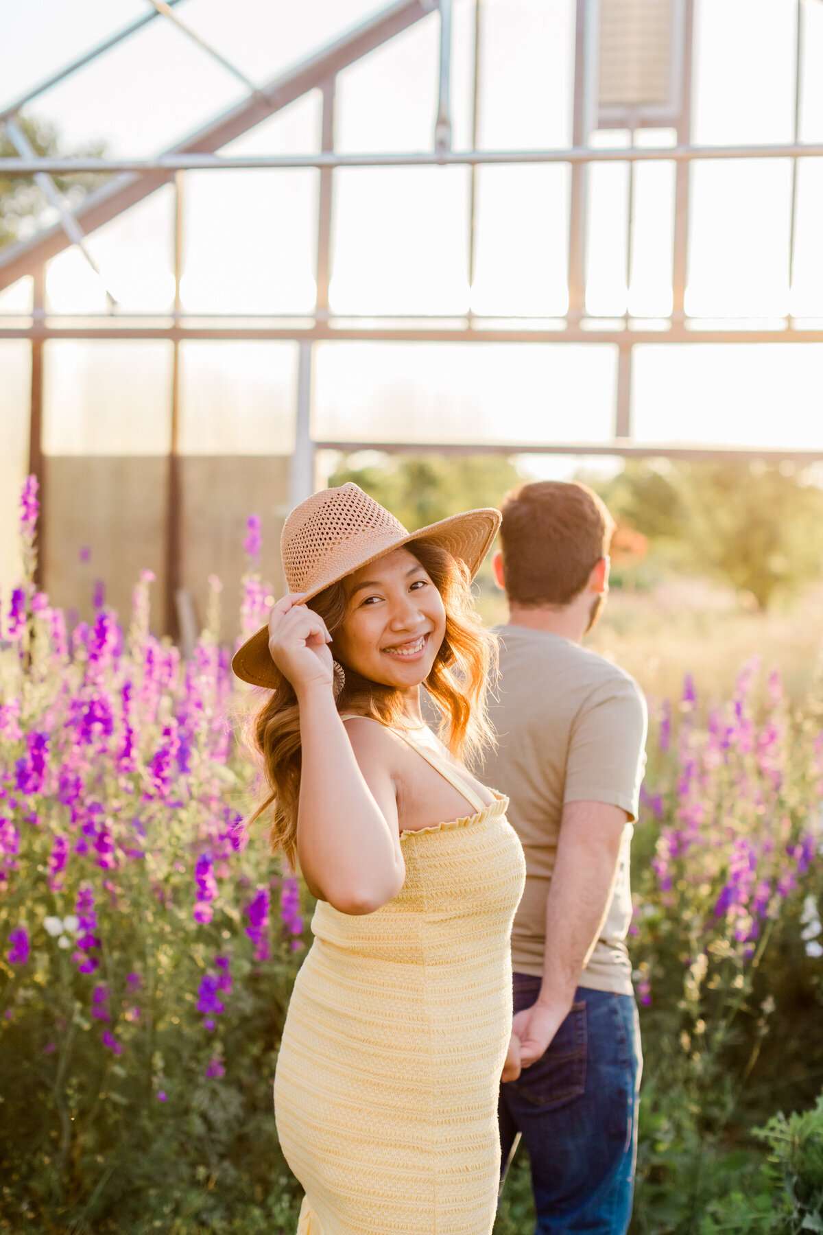 flower farm engagement maryland