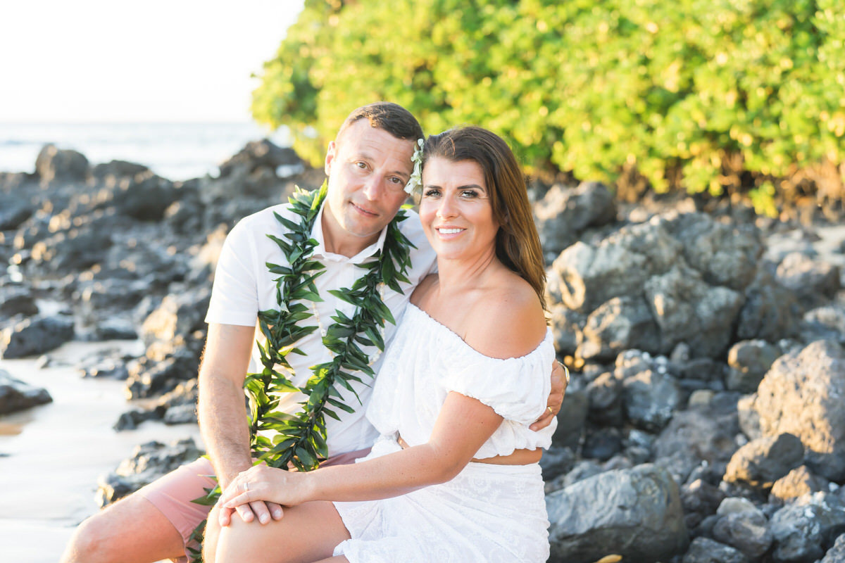 wedding vow renewal ceremony maui