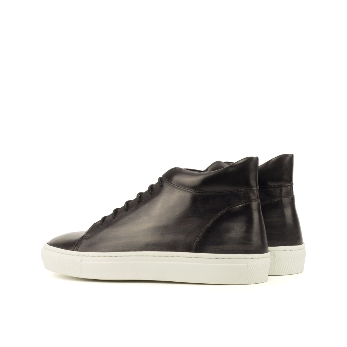 gps-shoes-high-top-patina-Grey-Box Calf Black-2